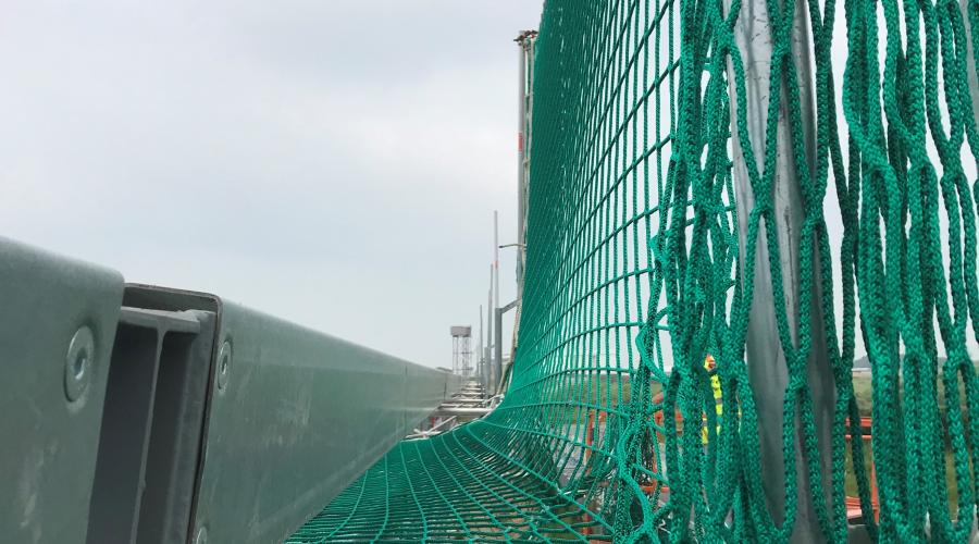 Combisafe netting